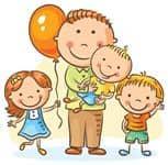 самые красивые поздравления с днем отца и папы