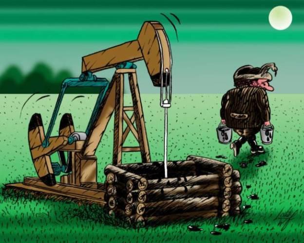 прикольные и смешные картинки ко Дню нефтяника
