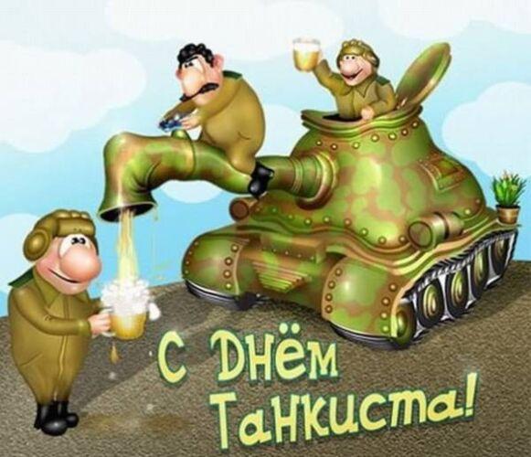 день танкиста на полигоне свердловский