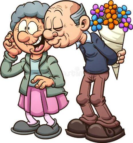 поделка ко дню бабушек и дедушек