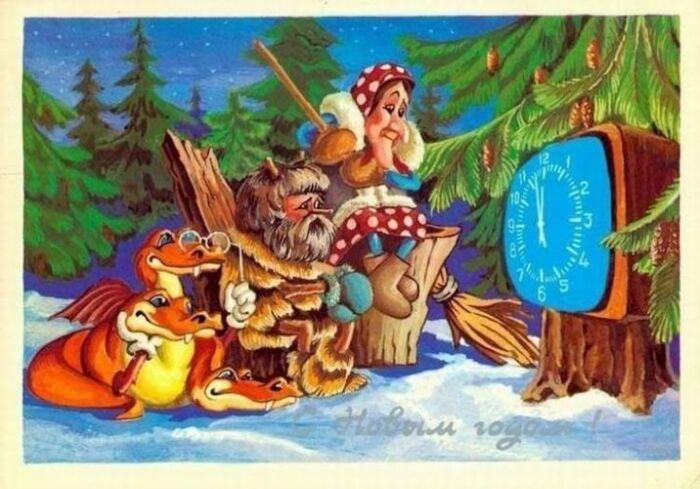 стихи на новый год про деда мороза