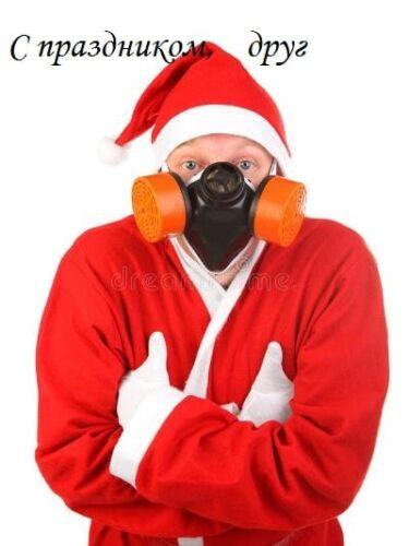 в старый новый год картинка про пандемию