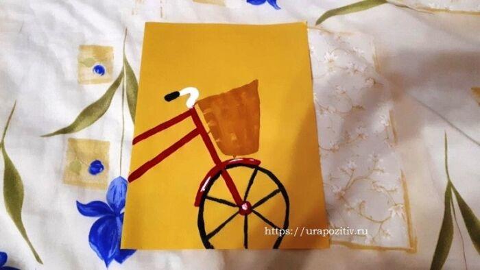 сделать открытку на день матери своими руками