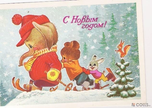 детские стихи про новый год легкие и короткие