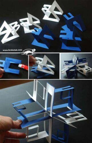 снежинка в технике модульное оригами