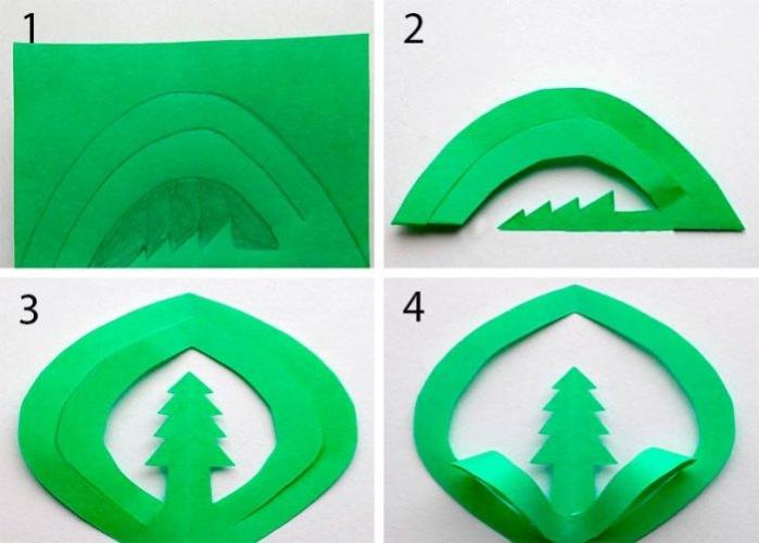 модульное оригами снежинка для начинающих