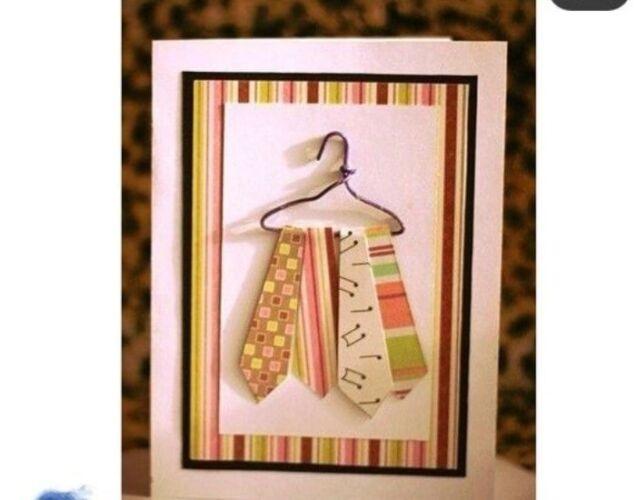 открытка к 23 своими руками фото