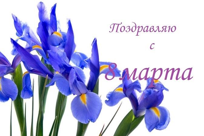 красивые поздравления с 8 марта женщине в прозе