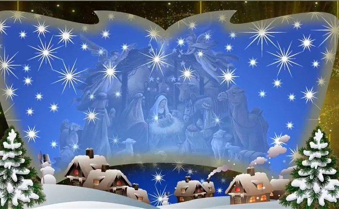 красивое поздравление с рождеством в прозе