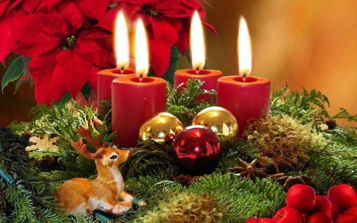 поздравление с рождеством в прозе любимому