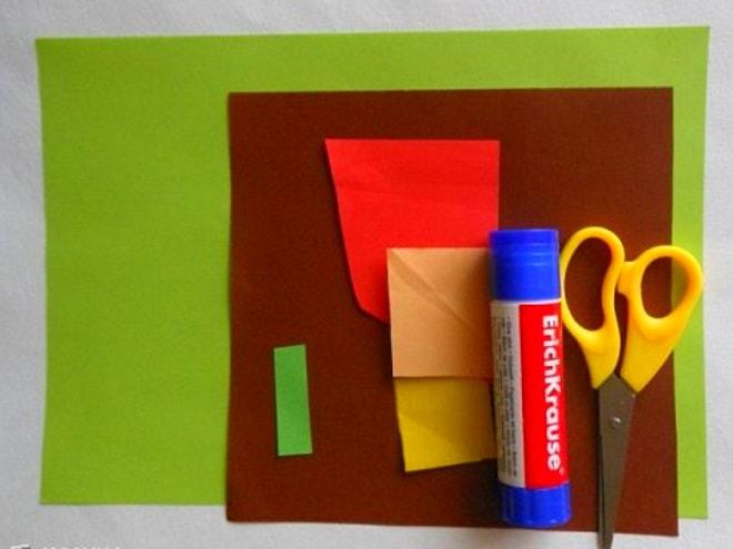 оригами солдат из бумаги видео