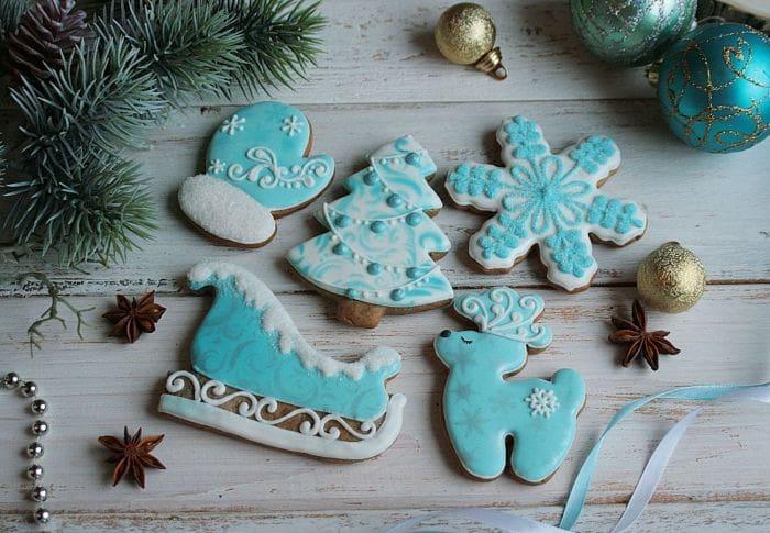 новогодний пряник рецепт с фото пошагово