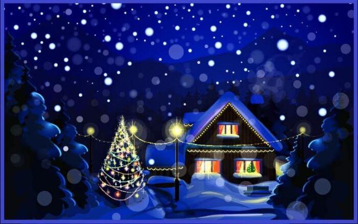 поздравления с новым годом от снегурочки взрослым