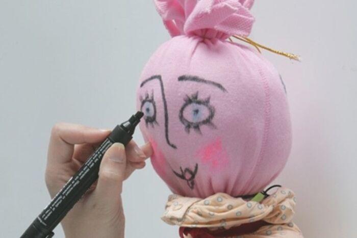 кукла оберег масленица мастер класс