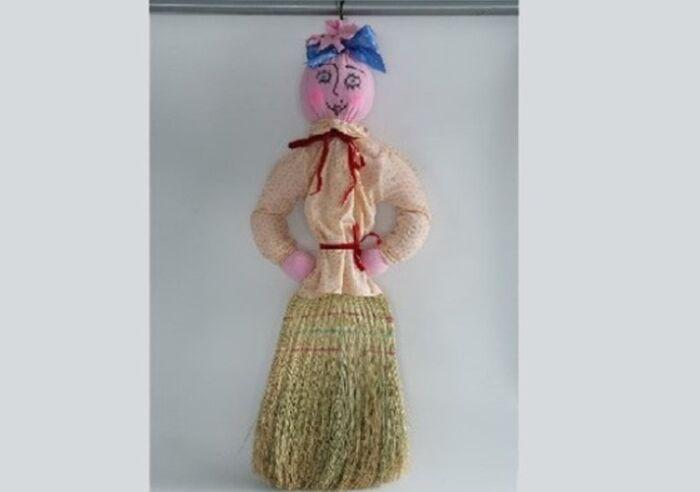 масленица кукла поделка в сад