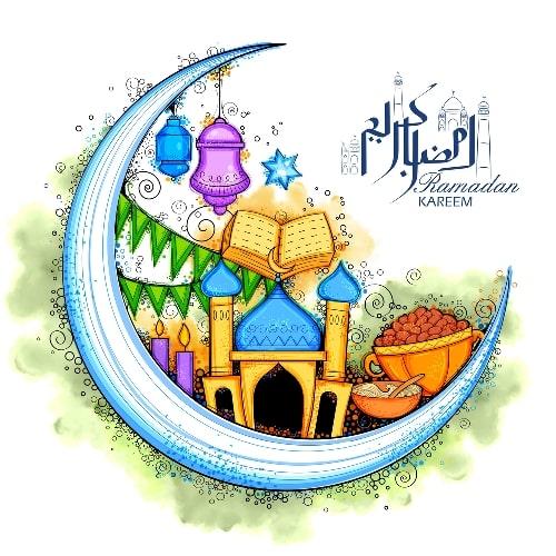окончание рамадана поздравления