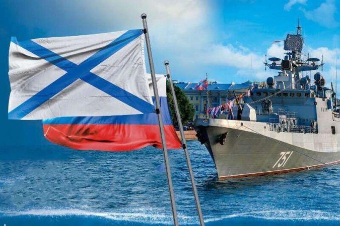 С Днем Военно морского флота - поздравления от губернатора