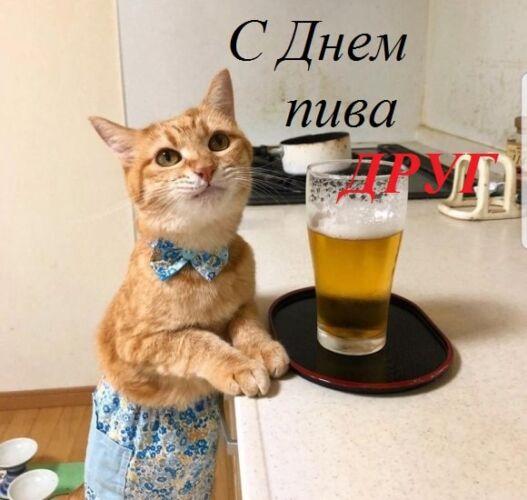 Сегодня день пива картинки с надписями