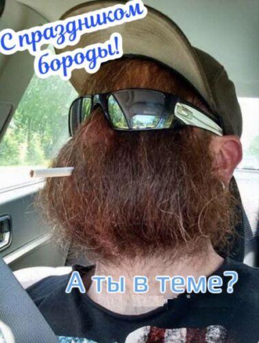 приколы про бородатых мужчин - картинки и фото