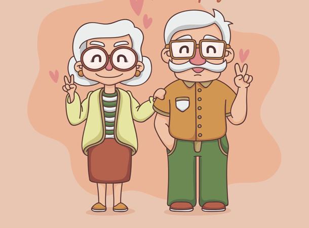 день пожилого человека - 5 лучших сценариев